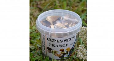 Trapon Champignons - Cèpes Secs - 30 G