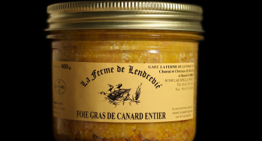 Le Goût du Boeuf - Foie Gras Artisanal Cuit