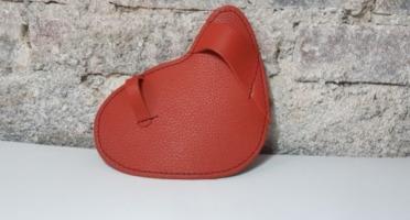 Sillage Maroquinerie - Gant Huîtrier Corail - Pour Droitier - Fêtes des Mères