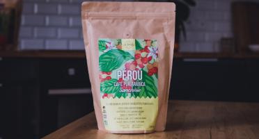 LA TRIBU - Café Sanchirio Pérou Moulu 500g Équitable & Bio