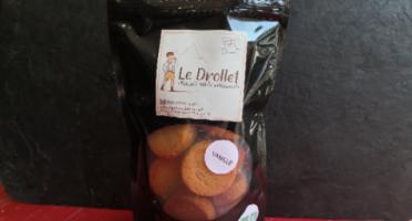 Pyrenées'cakes - Gâteaux à la broche BIO - Drollets à la Vanille