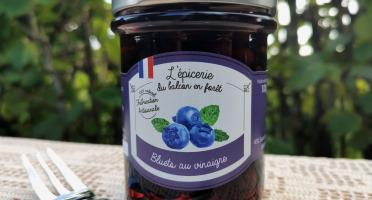 Le Balcon en Forêt - Bluets au vinaigre