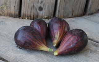 La Boite à Herbes - Figue noire bio  500 G