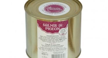 L'Armoire à Conserves - Salmis De Pigeon En Conserve 400g