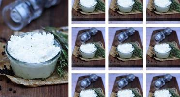 Ferme du caroire - Fromage Blanc Frais Pur Chèvre Entier 5 Kg