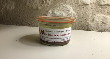 Des Poules et des Vignes à Bourgueil - Oies Blanche Et Truffe Noire