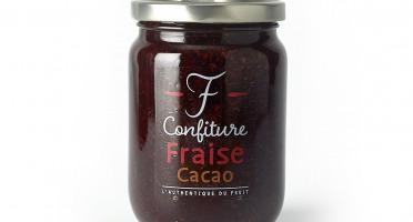 La Fraiseraie - Confiture Fraise - Cacao 325g