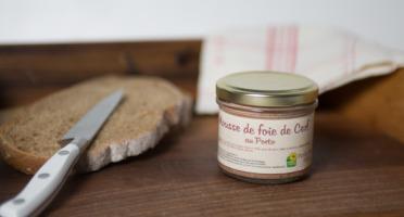La Ferme de l'Etang - Mousse De Foie De Cerf Au Porto, 100g