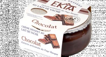 BASTIDARRA - Crème Dessert Chocolat 125gr - 8 Pots