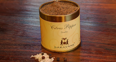 SARAVANE - Citrus pepper