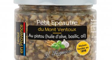 Conserves Guintrand - Petit Epeautre Du Mont Ventoux Au Pistou Yr 314 Ml