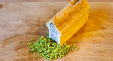 Ferme de Montchervet - Pâté En Croûte Pistaché Apéritif, 500g