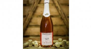 Domaine François WECK et fils - Le Crémant Rosé - Cuvée Marie-elise - 75 cl