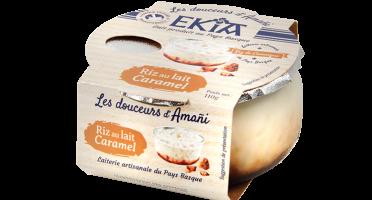 BASTIDARRA - Riz au lait caramel  - 8 pots