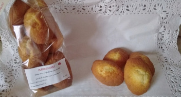Les délices du Ti'Pierre - Madeleines
