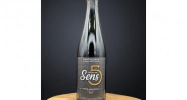 Vignoble des 5 sens - Pinot Auxerrois Barrique 2018 - 3 X 75cl