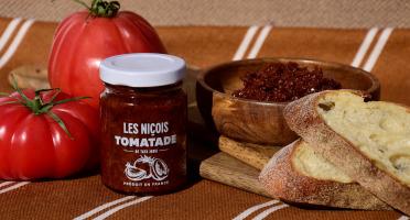 Les Niçois - Tomatade De Tata Josie 80g