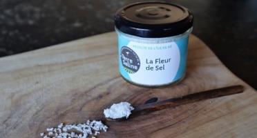 LA FERME DES BALEINES - La Fleur De Sel De L'ile De Ré - 85 G - Terre Saline