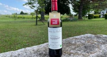 Vignobles Fabien Castaing - AOC Bergerac Rouge Château Les Mailleries Grand Terroir 2018 - 6x75cl