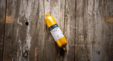 La Ferme Schmitt - Saucisse au Foie de Canard, 100% Volaille de Plein Air 150g