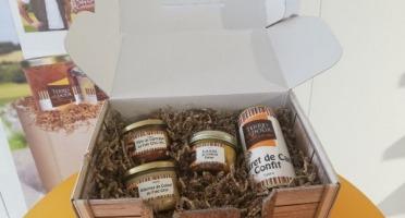 Terres d'Adour - Coffret de Noël à Offrir Spécial Canard