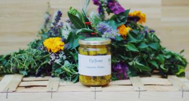 Epione - Courgettes Pickles