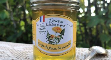 Le Balcon en Forêt - Confit de Fleurs de Pissenlit - Cramaillotte - 220 g