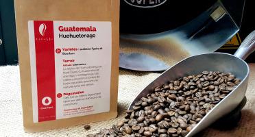Brûlerie de Melun-Maison Anbassa - Café Huehuetenago- Guatemala-mouture Moyenne