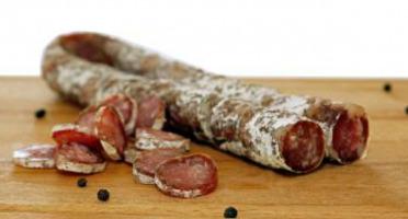 La ferme d'Enjacquet - Saucisse de Canard Sèche 100% Canard 200g