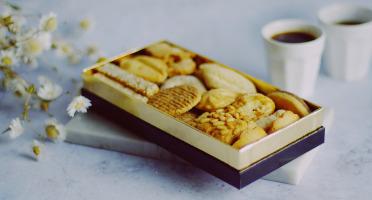Philippe Segond MOF Pâtissier-Confiseur - Grande Boite De Biscuits Fins Provençaux