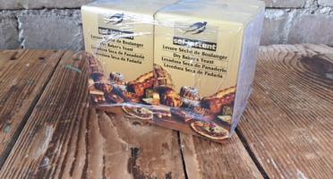 Moulins de Versailles - Levure Sèche - 6 Boites De 5 Sachets De 11g