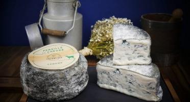 Ferme de La Tremblaye - Persillé de Chèvre Cendré 1kg