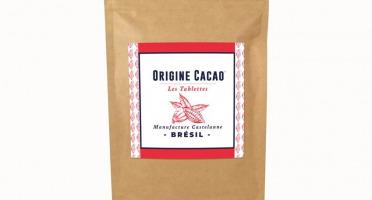 Maison Castelanne Chocolat - Tablette Bresil- Paraiso  73% - Fèves Origine Bio