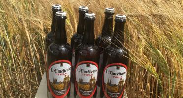 L'Eurélienne - Brasserie de Chandres - 6x Bières L'Eurélienne Triple 75cl
