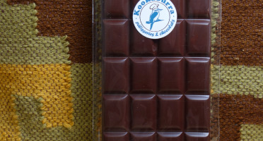 Pâtisserie Kookaburra - Tablette Chocolat Noir 63% «chanchamayo»
