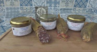 La Ferme du Vayssaïre - Apéro Aveyronnais ( Patés Et Saucisses)