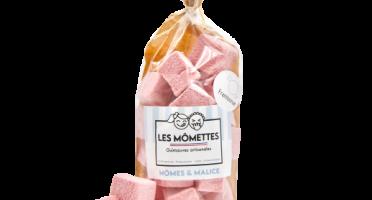 Mômes & Malice - Les Mômettes - Guimauves Fruités : Framboise