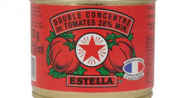 Conserves Guintrand - Double Concentré De Tomate De Provence 28% - Boite 1/4