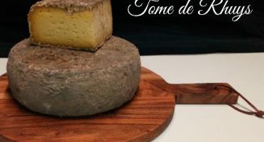 Tome de Rhuys - Tome De Rhuys Nature- Quart De Tome