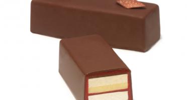 La Glacerie par David Wesmaël - Meilleur Ouvrier de France Glacier - Cake Glacé Framboise Passionnée - 6 Personnes