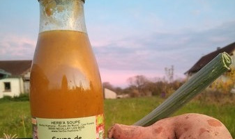 HERBA HUMANA - Soupe De Patates Douce - 75cl