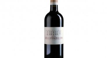Bordeaux Rive Droite Unie - Château Les Conseillans 2015 - Côtes de Bordeaux - 3 Bouteilles