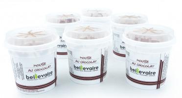 BEILLEVAIRE - Mousse Au Chocolat (6x70g)