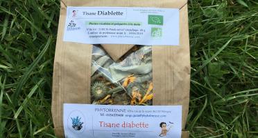 "PhytoBrenne Le Jardin des Magies - Tisane Composée ""Diablette"""