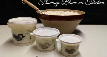 Tome de Rhuys - Fromage Blanc Non Battu Ou Au Torchon - 500g