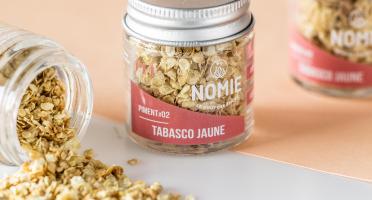 Nomie, le goût des épices - Piment Jaune Tabasco