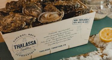Thalassa Tradition - Huîtres Spéciales N°2 Isigny Normandie - 96 pièces
