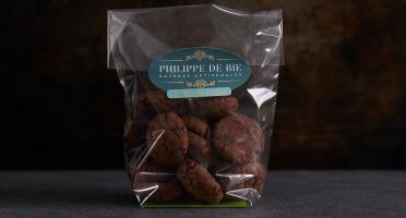 Gaufres Artisanales de Philippe de Bie - Gaufrie's Pépites De Chocolat - Sachet De 200g
