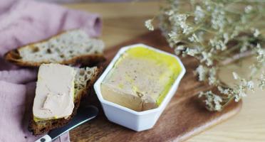 Ferme Caussanel - Foie Gras De Canard Entier Mi-cuit 520 g