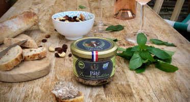 Ferme Les Barres - Pâté de Cochon Tradition